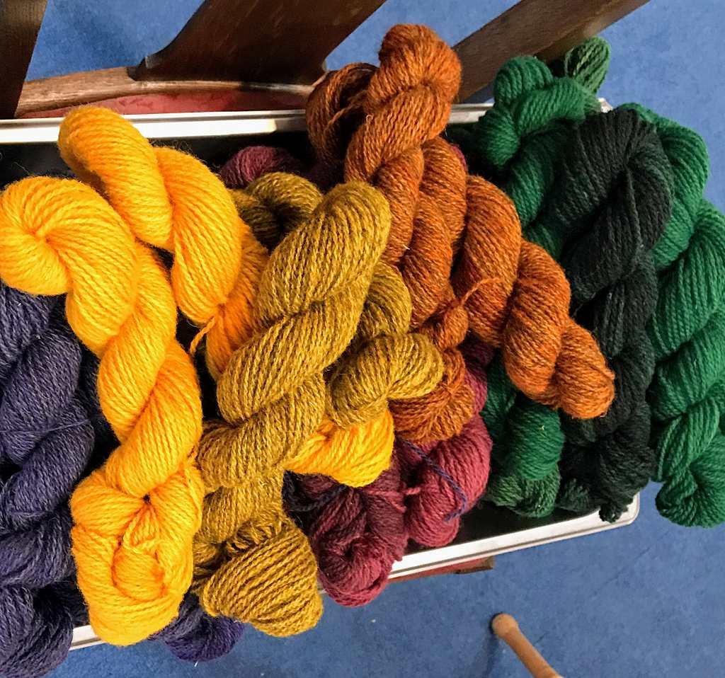 The Knitting Inspiration Yarn Club 12