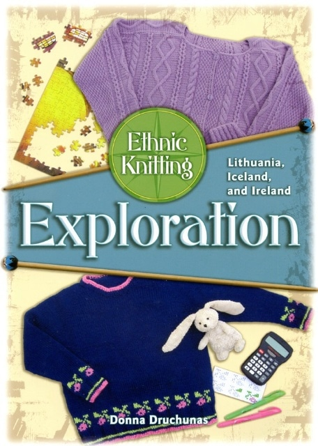 Ethnic Knitting Exploration: Lithuania, Iceland,Ireland 1