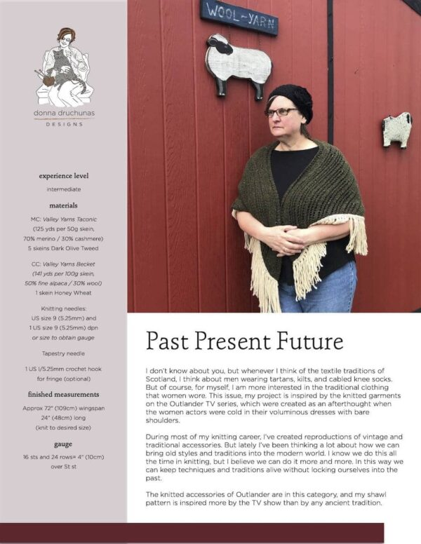 Past Present Future Wrap 1
