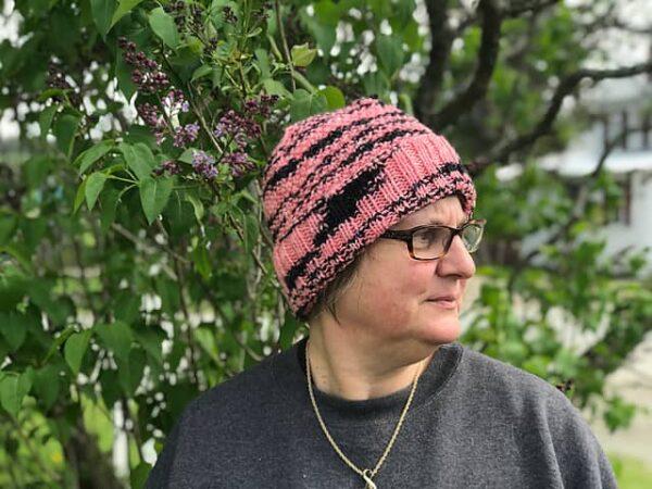Pink Moss Pink Hat Pattern 3