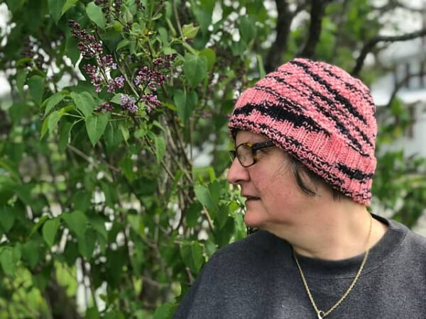 Pink Moss Pink Hat Pattern 5