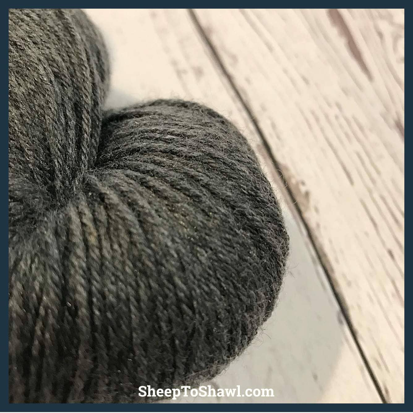 Cascade Yarns - Heritage - Charcoal 2