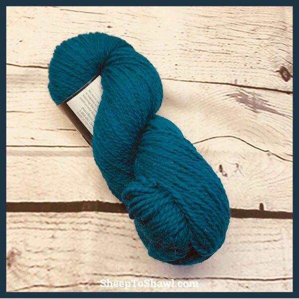 Peace Fleece - Blue Jay 1
