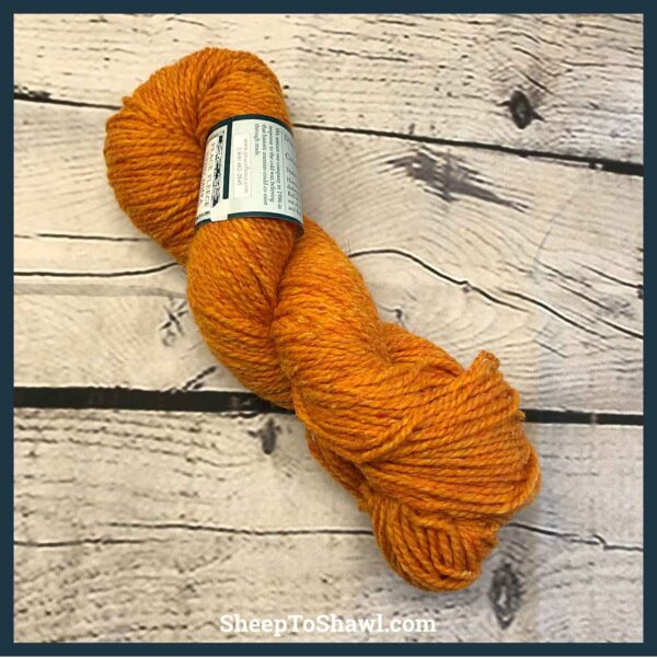 Peace Fleece - Evening Marigold 1
