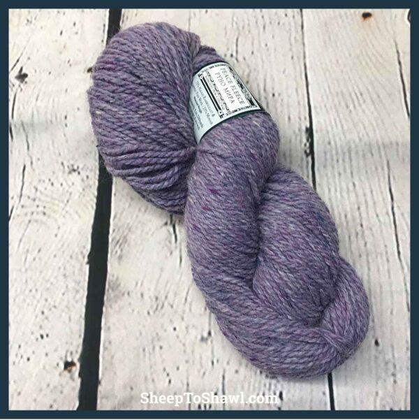 Peace Fleece - Latvian Lavendar 1