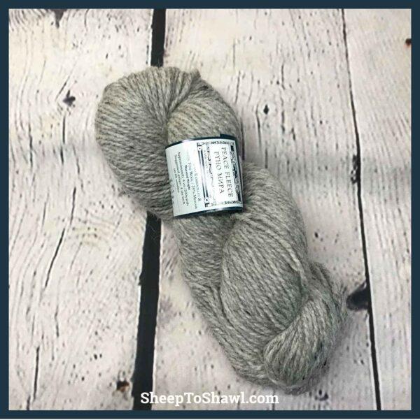 Peace Fleece – Negotiation Grey 1