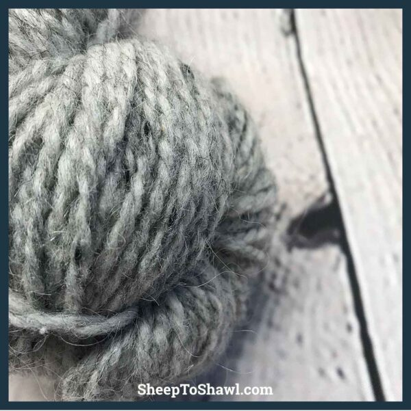 Peace Fleece – Negotiation Grey 2