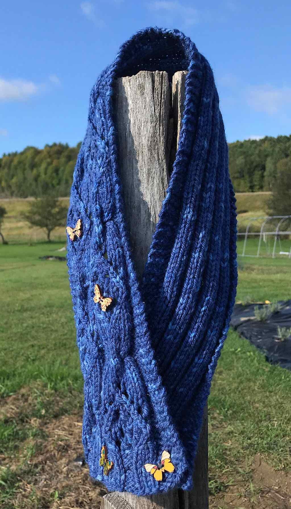 The Knitting Inspiration Yarn Club 9