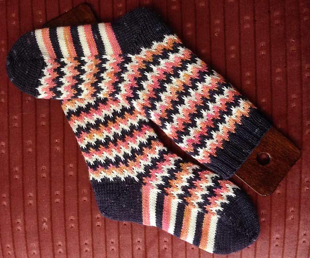 String to Sock Knitting Retreat 2