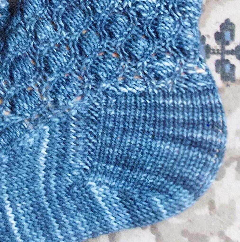 String to Sock Knitting Retreat 3