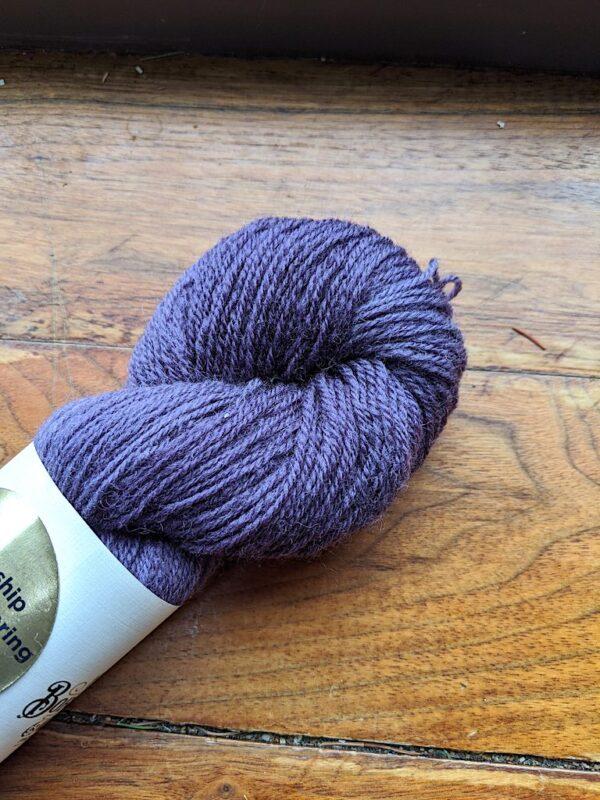 Scuttleship Romney - Deep Purple - 50 gram 1