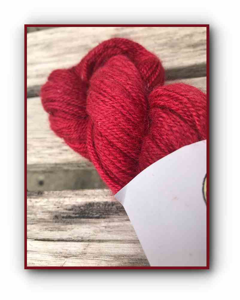 Greensboro Bend – Bluefaced Leicseter Yarn – Red Barn 2