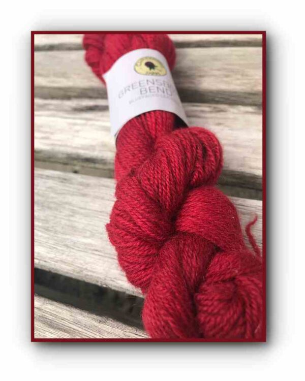 Greensboro Bend – Bluefaced Leicseter Yarn – Red Barn 3