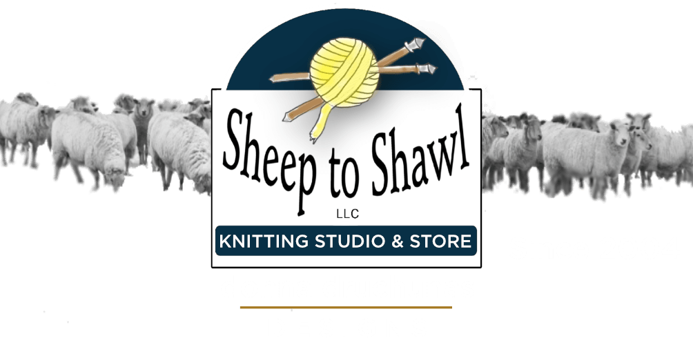 Sheep to Shawl