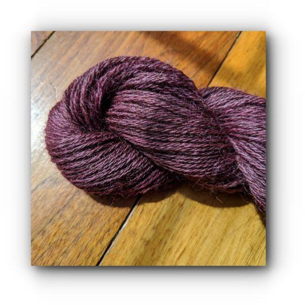 Burgundy - Snug Valley Coopworth 1