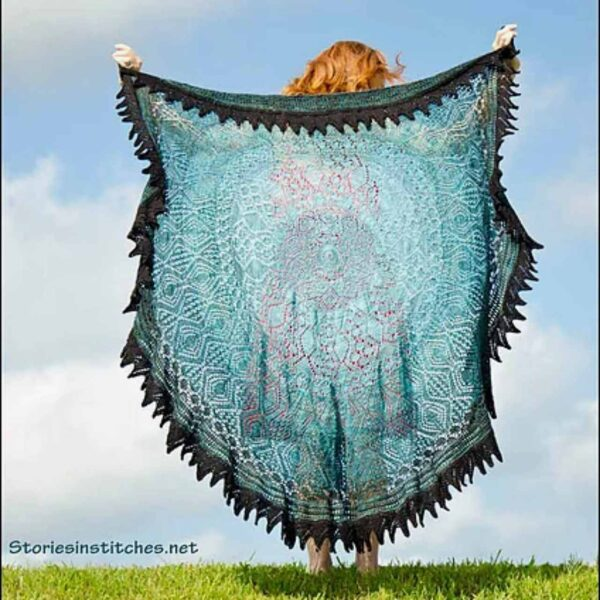 Stories In Stitches Book 2: Knitted Samplers 3