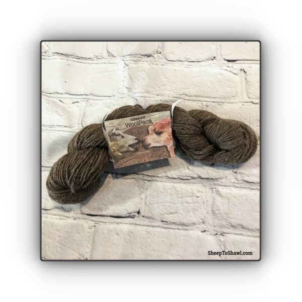 Natural Color WoolPaca Yarn - Made in Vermont 1