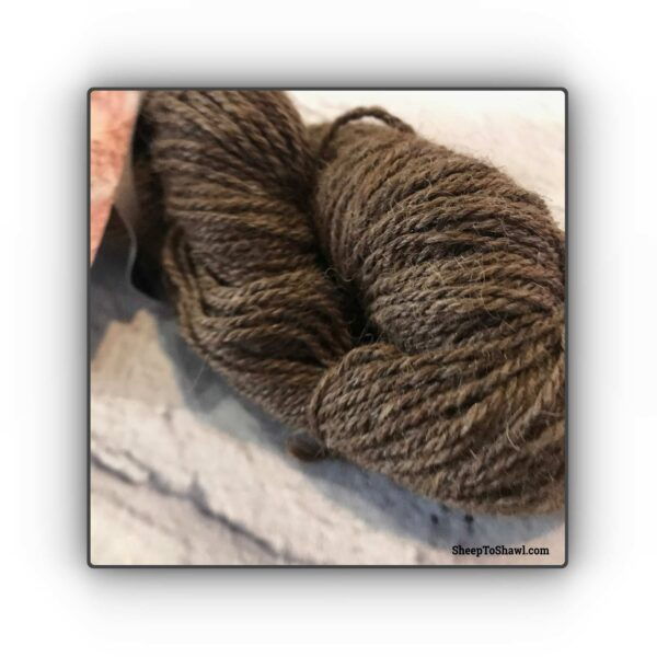 Natural Color WoolPaca Yarn - Made in Vermont 2