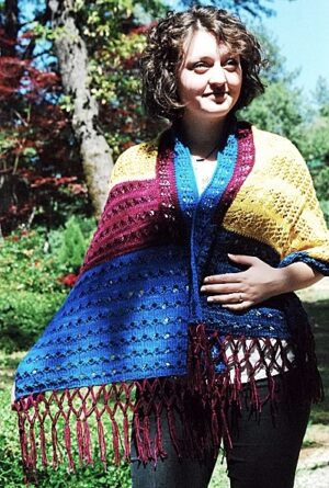 Color Saturated Stole Kit