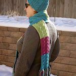 Free Pattern: Gail's Easy Cable Scarf