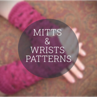 Mitts & Wrist Warmer Patterns