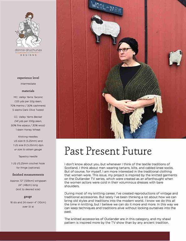 Past Present Future Wrap 1
