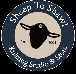 Sheep to Shawl