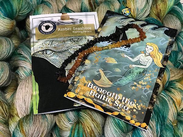 Vermont Yarn Club - Lithuanian Folktales 8