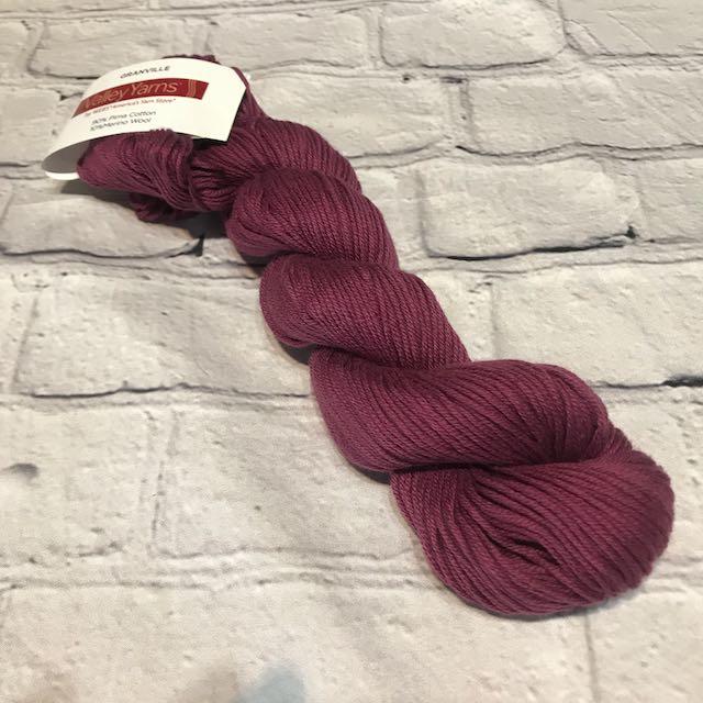 Valley Yarn - Granville - Raspberry Sorbet 1