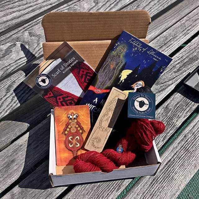 Vermont Yarn Club - Lithuanian Folktales 16