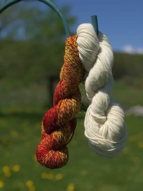 Icelandic Yoke Sweater Class - Yarn | Pattern | Book 16
