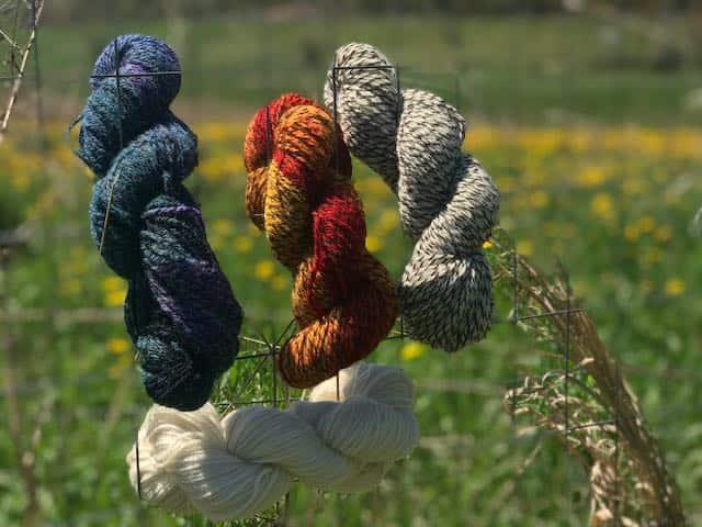Icelandic Yoke Sweater Class - Yarn | Pattern | Book 13
