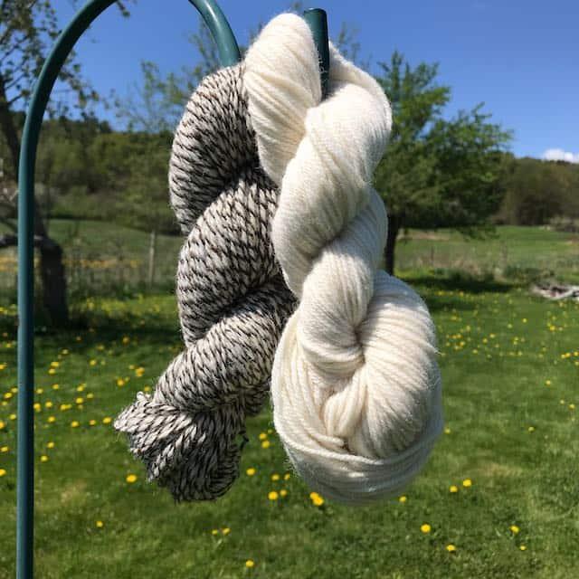 Icelandic Yoke Sweater Class - Yarn | Pattern | Book 10